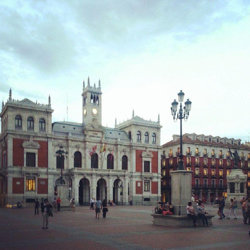 Plazamayor de Valladolid .