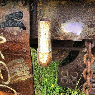 #train #parts #rusty #railtrail #bellarine #drysdale #myhometown Train Rusty Parts Railtrail Myhometown Drysdale Bellarine