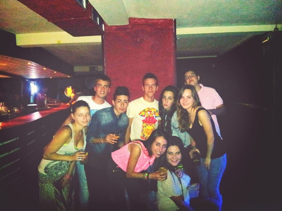 Una noche genial. Photofriends Friends ❤ De Fiesta