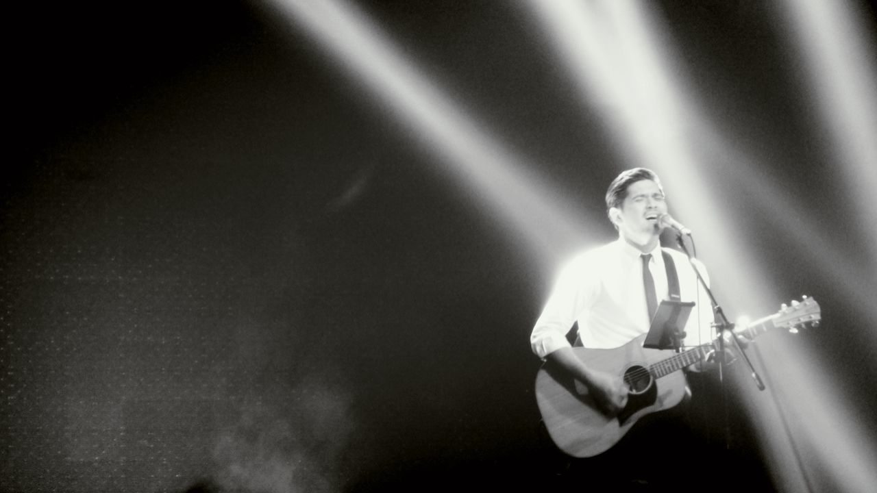 What Does Music Look Like To You? Acoustic Blackandwhite, an inspiring night for a Charity Concert at #westinbaliunicef
