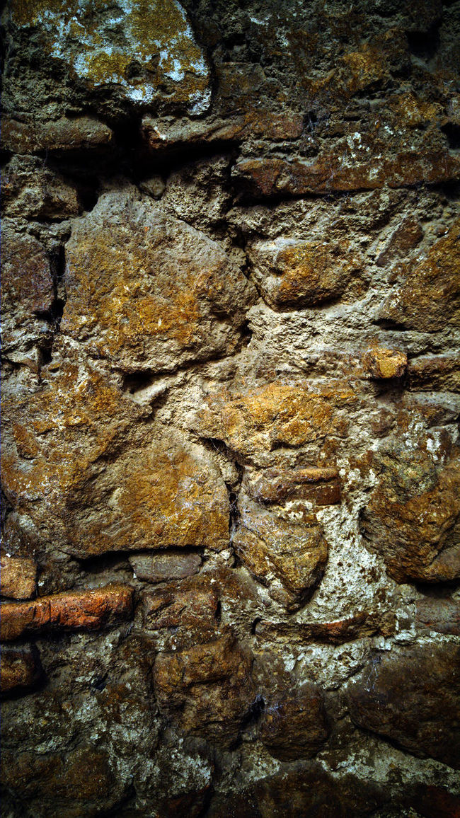Backgrounds Brick Brick Wall Brickstones Close-up Detail Full Frame Moho Mortar Mortero Moss Outdoors Pared De Ladrillo Pared De Piedra Patrones Pattern Rock Ruins Stone Surface Texturas Textured  Textures And Surfaces Travel Built Structure Still Life