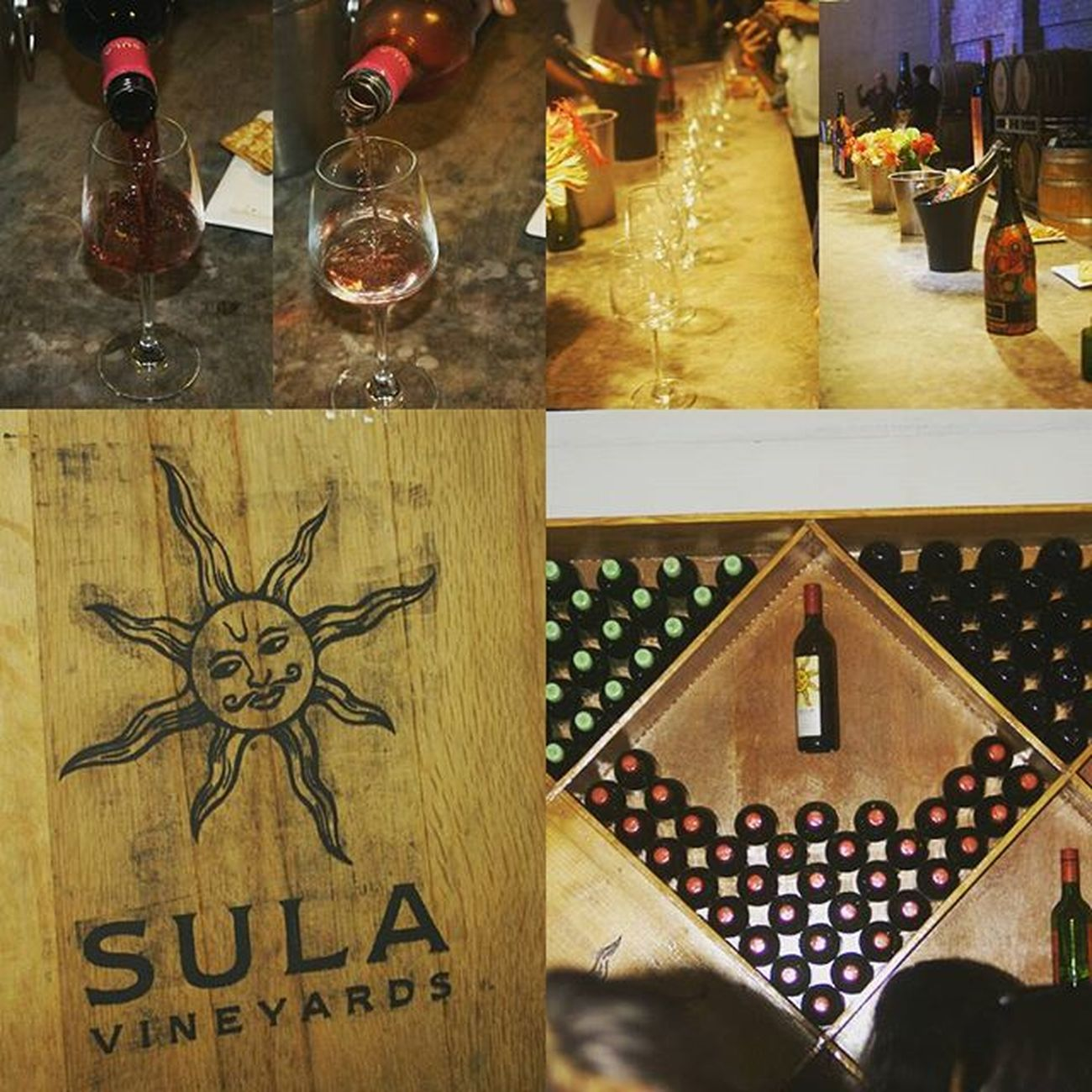 Who don't love a good glass of Wine ? Winetasting Sula_diaries Part 2