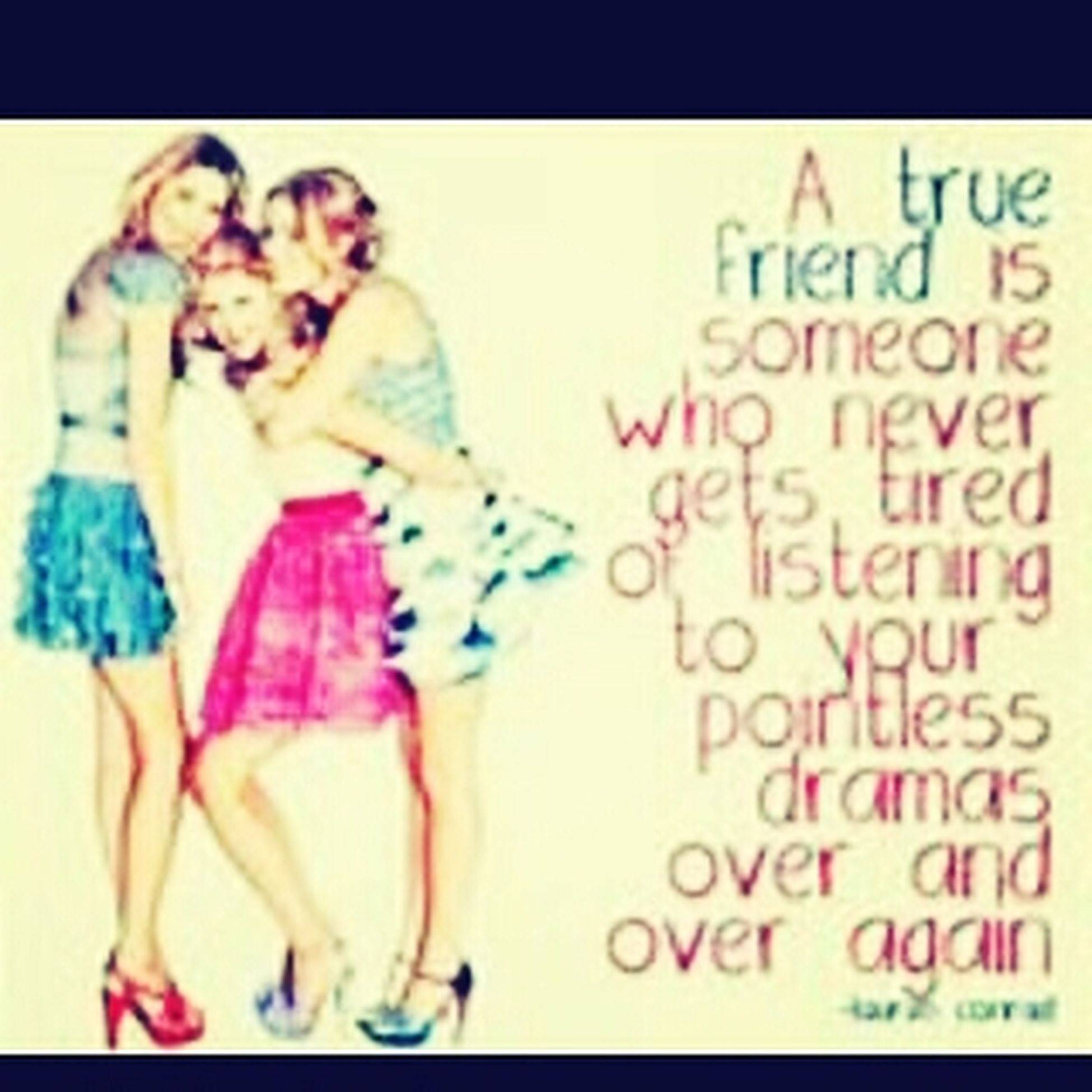 To My BFF