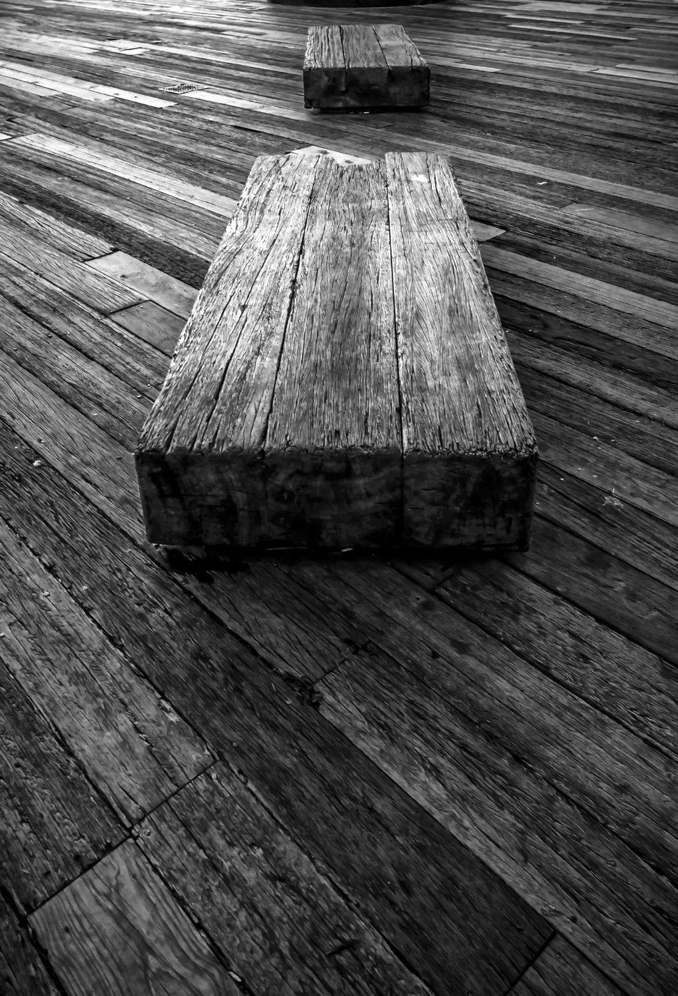 Boardwalk and Benches Minimalism_bw Minimalism Minimalist Blackandwhite Black And White Photography Black & White Black And White TexturesAndPatterns Pattern, Texture, Shape And Form Patterns Modern Modernism