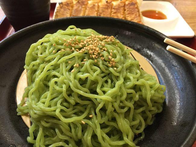ざるラーメン Noodles Cold Noodles
