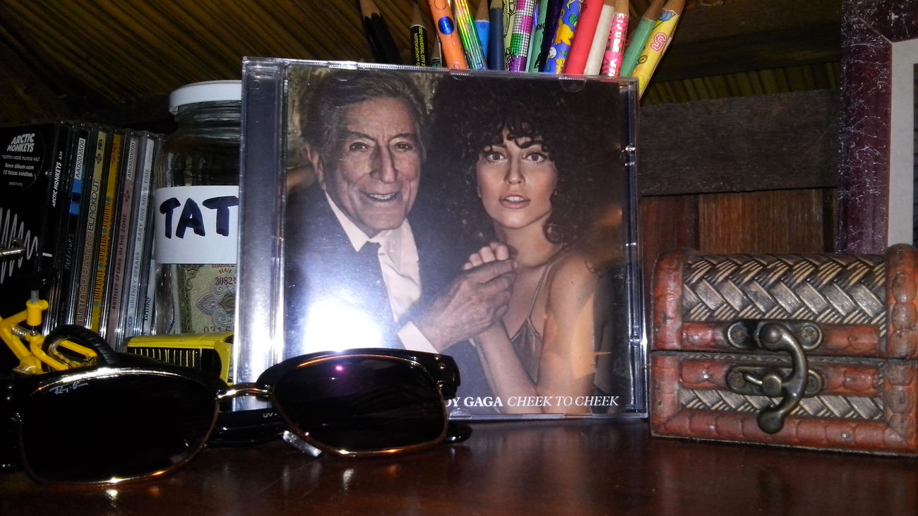 Cheektocheek Lady Gaga Jazz
