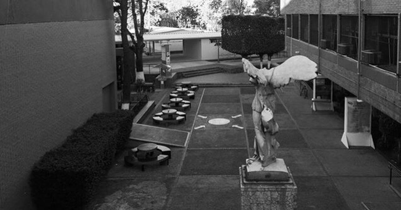 Enap Fad UNAM CDMX. Xochimilco Samotracia Artes Visuales Artes Y Diseño