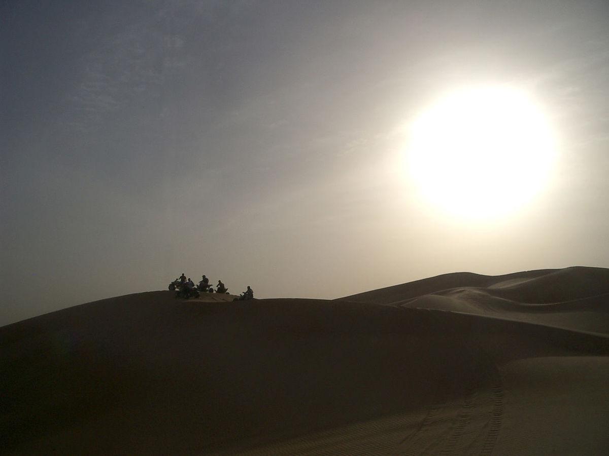 Desert in Dubai Day Desert Desert Beauty Desert Landscape Desert Life Deserts Around The World Dubai Dunebuggy Landscape Nature Sand Sand Dune Sky Sun Sunlight Sunset Tranquility First Eyeem Photo