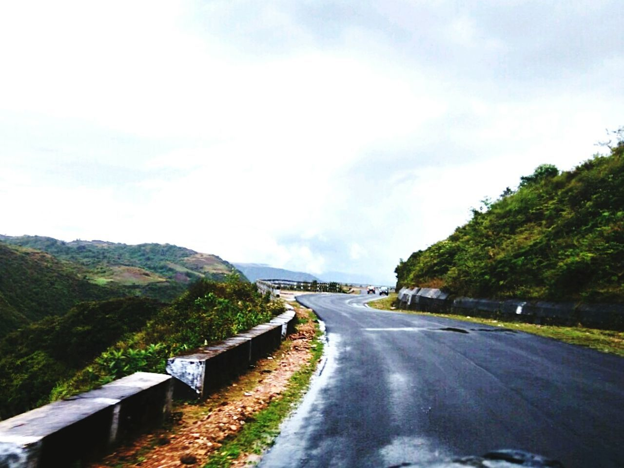 Hill Station Road First Eyeem Photo