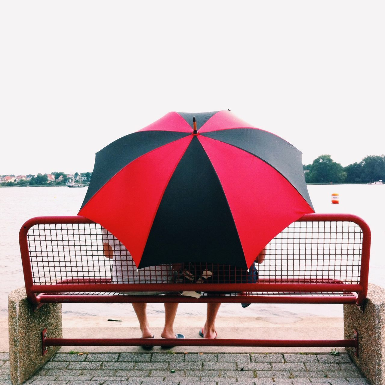 Beautiful rain Umbrella Streetphoto_color Streetphotography Square