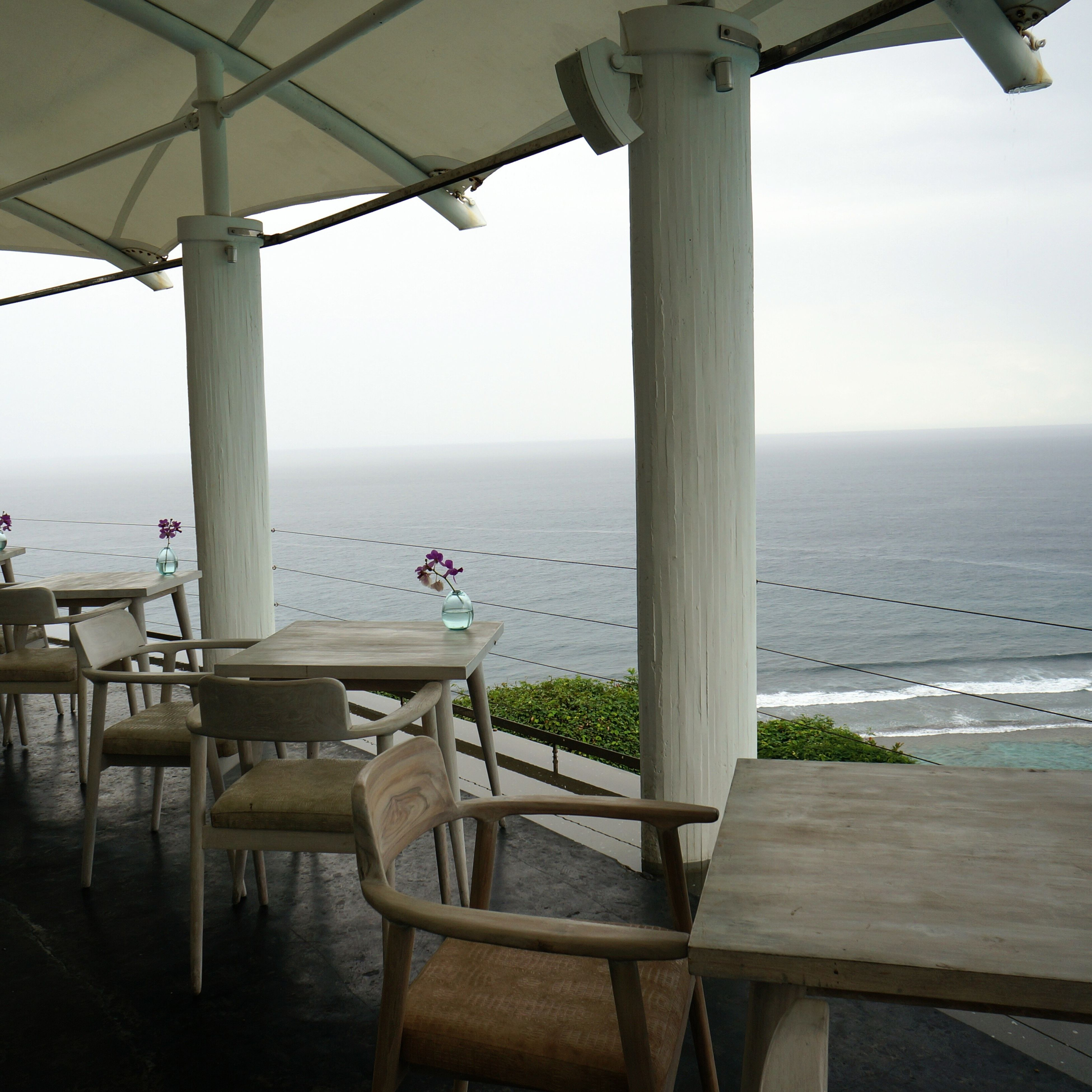 a perfect place to have luncha Hello World Bali