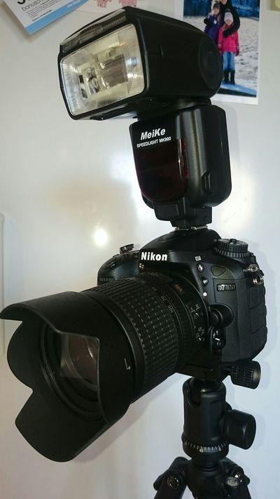 My new gun! D7100 Nikon Lerum Gråbo