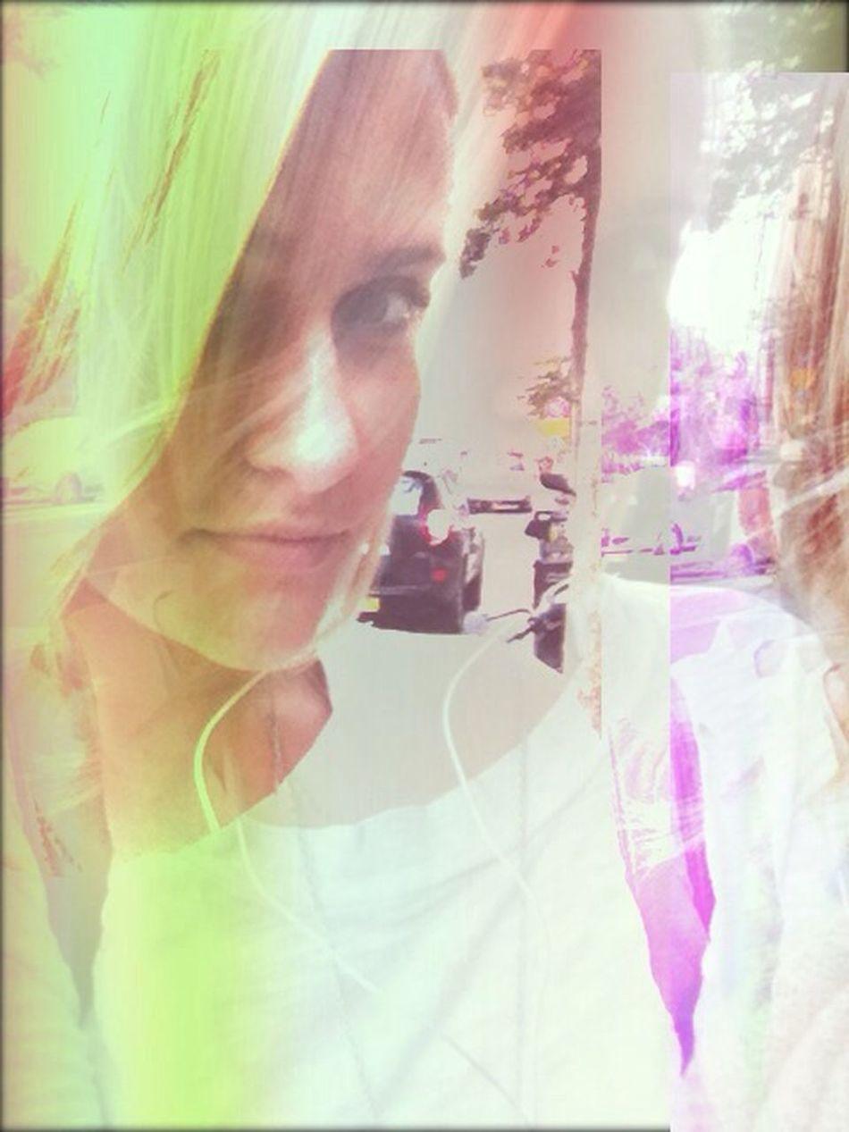 Windy-Art-Mood Goodmorning :) Blonde Girl Art