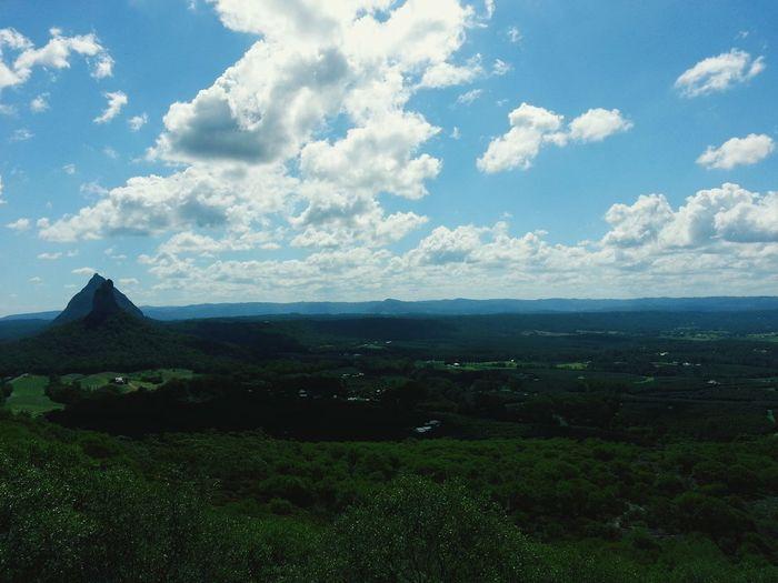 Mt Ngungun First Eyeem Photo