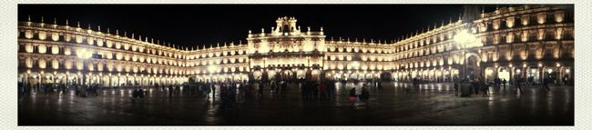 Plaza Mayor (Salamanca)