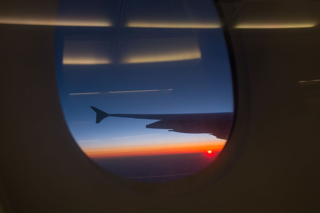 Aerial View Air Vehicle Aircraft Wing Airplane Airplane Wing Beauty In Nature Close-up Day Double Exposure Flying Good Morning Indoors  Journey Mode Of Transport Morning Nature No People Reflection Scenics Sky Sunrise Sunset Technology Transportation Travel