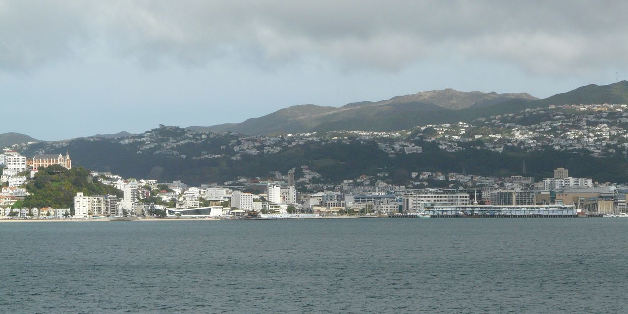 Architecture Beauty In Nature Built Structure City Cityscape Cloud Cloud - Sky Cloudy Day Mountain Nature New Zealand Capital City No People Outdoors Scenics Sky Skyline Town TOWNSCAPE Tranquil Scene Tranquility Water Waterfront Wellington Nz