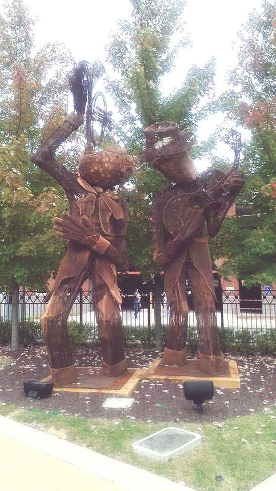 Sculpture Art Uniontown, Pa