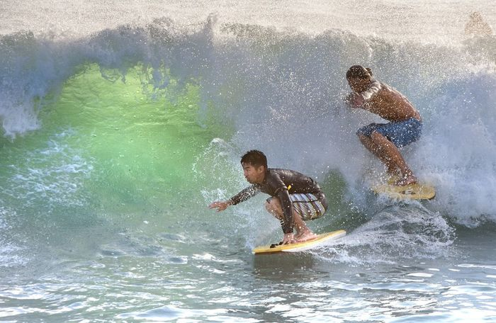 Surf's Up Waikiki Beach Hawaii