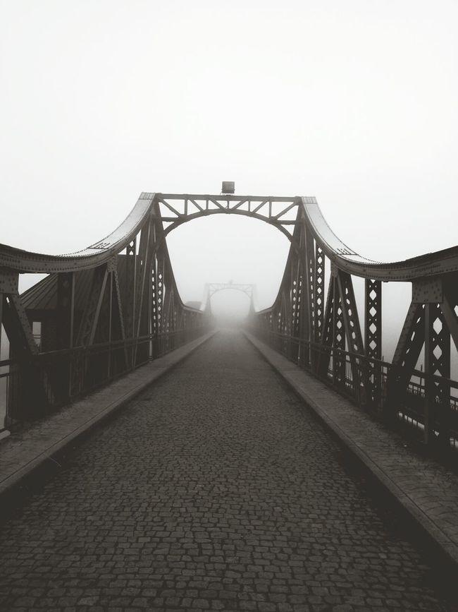 Bridge Black & White EyeEm Best Shots