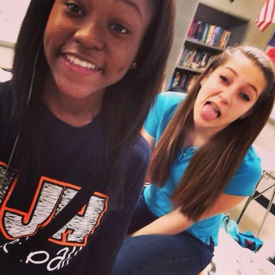 Me & Brooke !