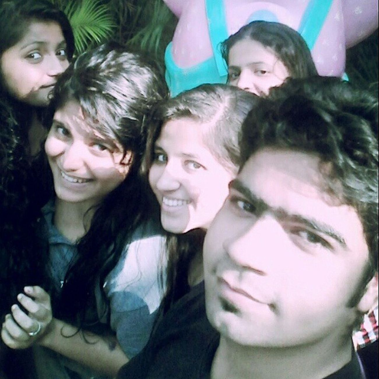 Life is more beautiful wen u smile 😊 Friends💛 Fun💕 Memorableday 😎