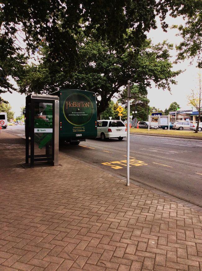 Hobbiton Hobbiton Movie Set Tours TheHobbit Matamata Newzealand MiddleEarth Bus
