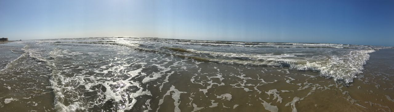Uncut Sea Wave No People Beach Day Nature Beauty In Nature Tranquility Texas Powerful Camera Is A Girls Best Friend Tennessee Girl In Texas 1000 Words Unfiltered Sun