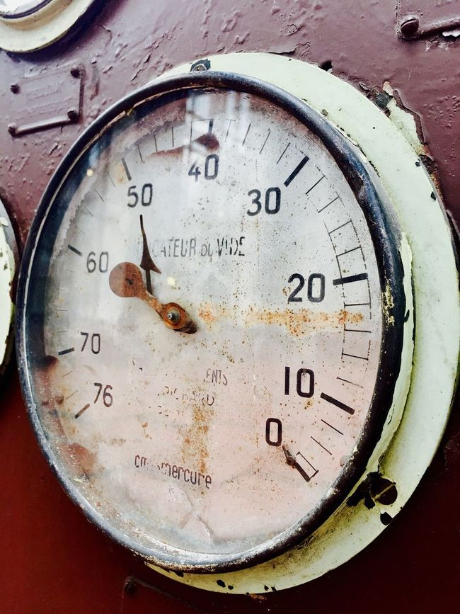 Number Accuracy Gauge No People Meter - Instrument Of Measurement Close-up Abandoned Dial Text Pressure Gauge Minute Hand Day