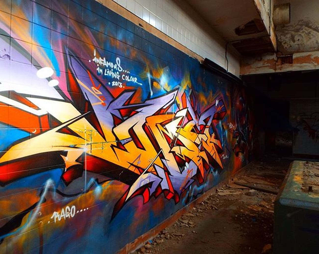 Graffiti Graffitiporn Graffitiphotographer Urbanexploration Urbanexplorer Urbex_rebels Urbex Ww2 Ww1 Military Militarybuilding Derelict Derelictplaces Abandonedmilitary Urbanphotography Abandoned_junkies Nofilter EyeEm_abandonment