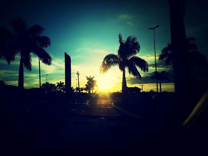 Sunset Perfect Nature