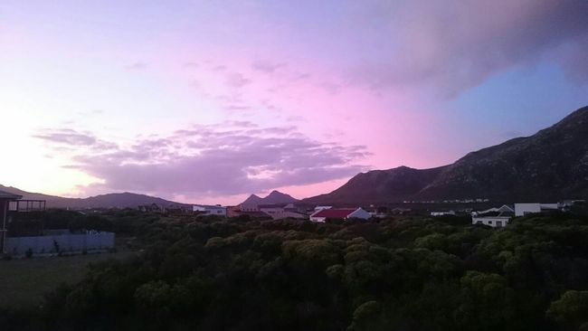 NoEditNoFilter Sunset BettysBay Mountains Mountain View XperiaZ3 Ilovesouthafrica Beautiful Sunset Lowlightphotography
