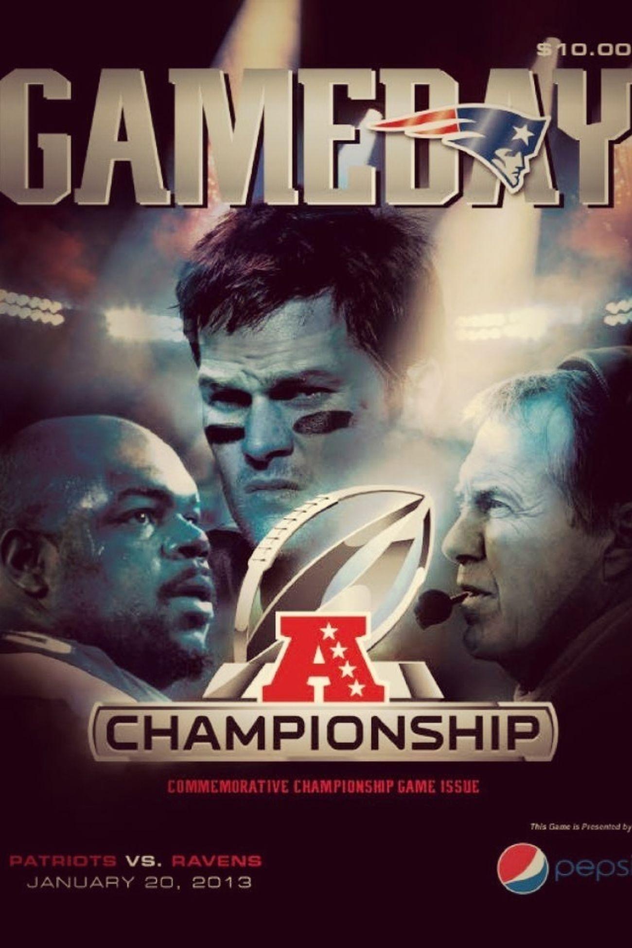 Patriots are ready!!!!!