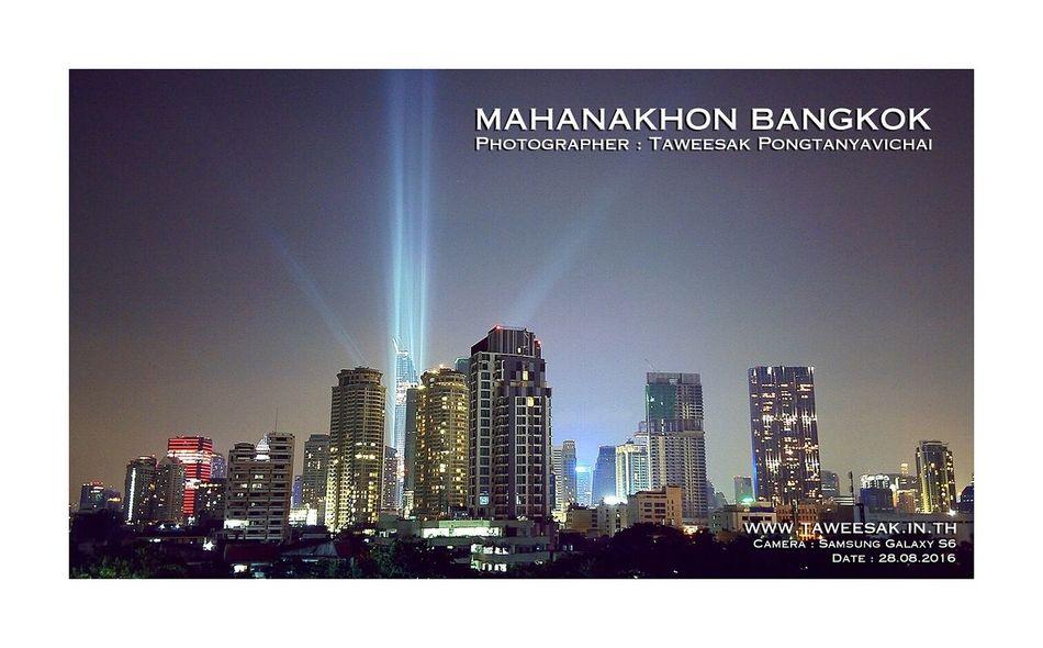 MahaNakhon Bangkok ... The Highest Building in Thailand (Year 2016) Skyscraper Www.taweesak.in.th MahaNakhon Bangkok Thailand Mahanakhon Bangkok Thailand