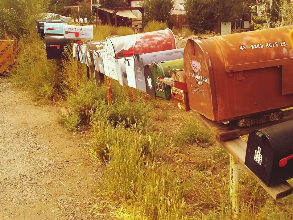 Madrid, NM Mailboxes