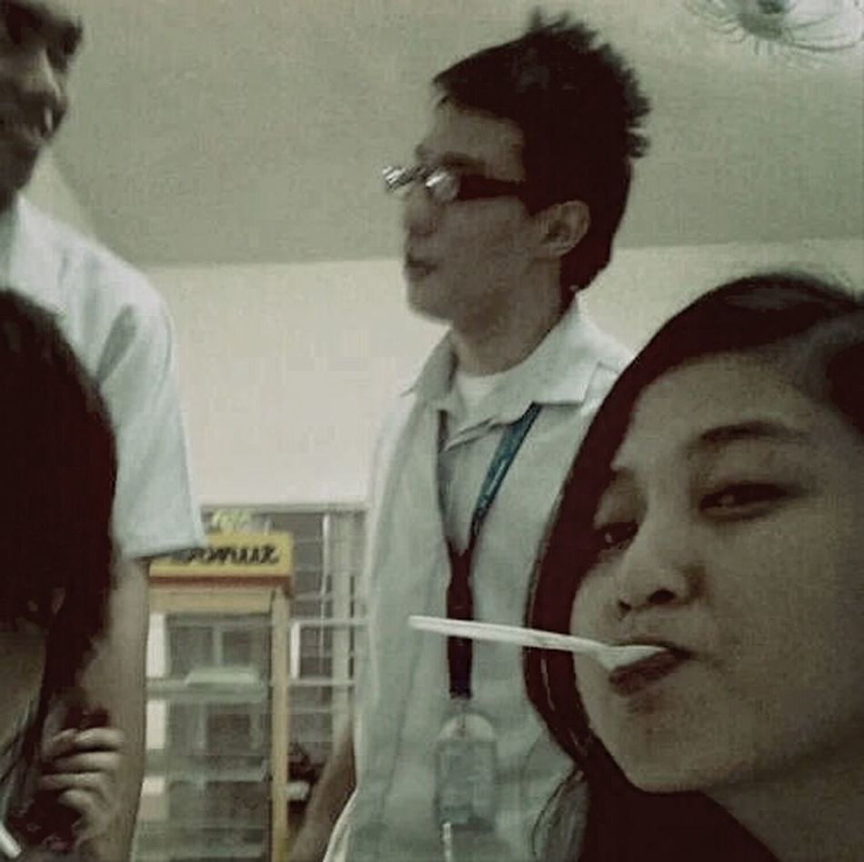 ronna and mico sorry for cropping you out guys XD Loveydovey <3