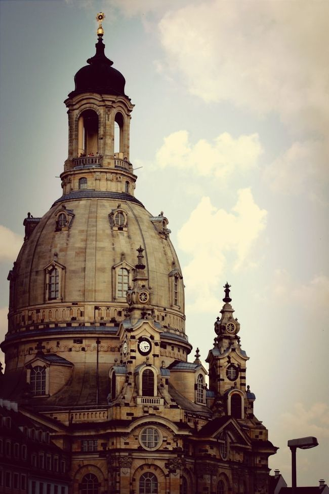 Frauenkirche Awesome Architecture