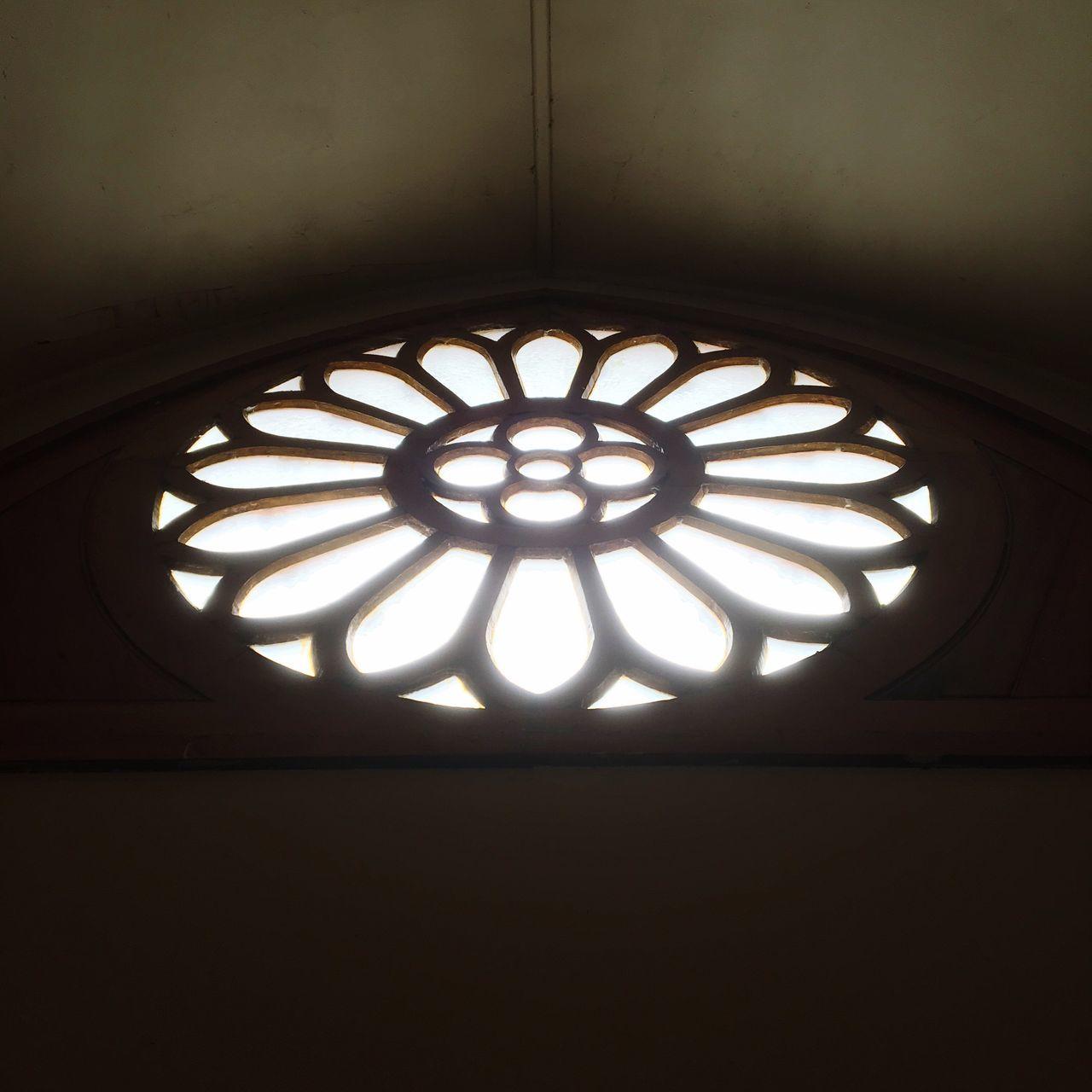 Illumination Basilica Stpatrick Light Montréal Quebec Canada Window