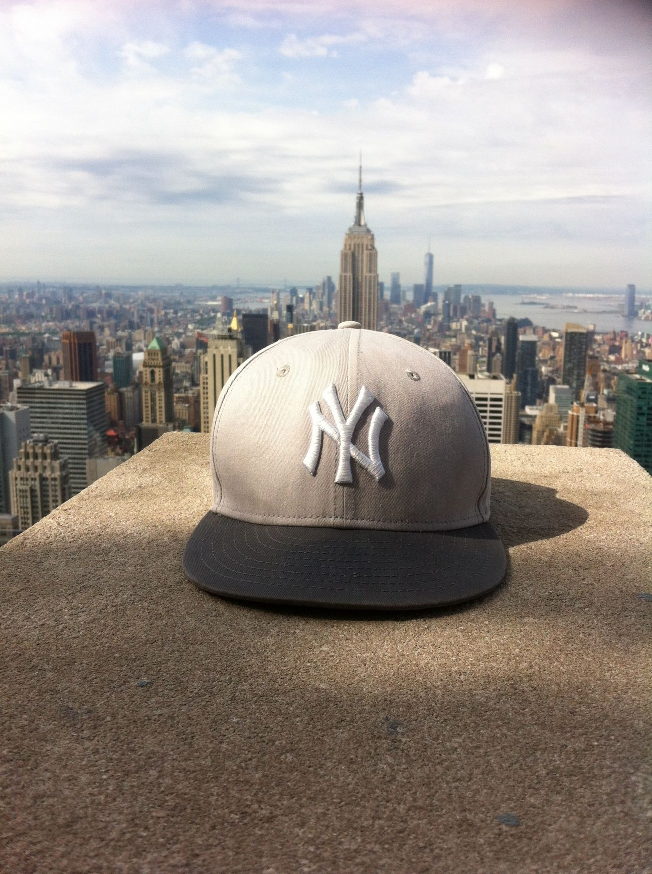 NYC Empire State Building New Yankees First Eyeem Photo