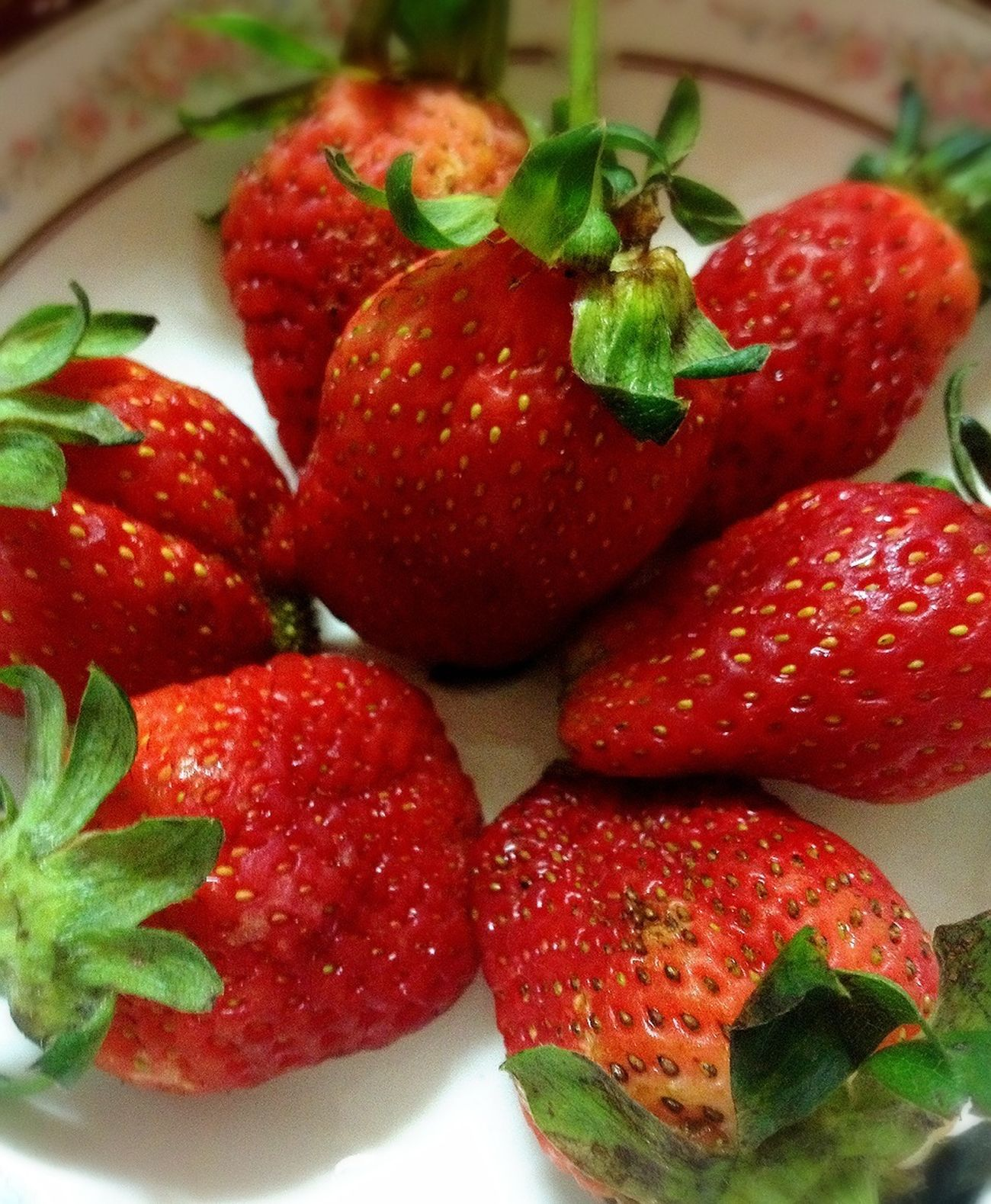 Big Strawberry? Enjoying Life