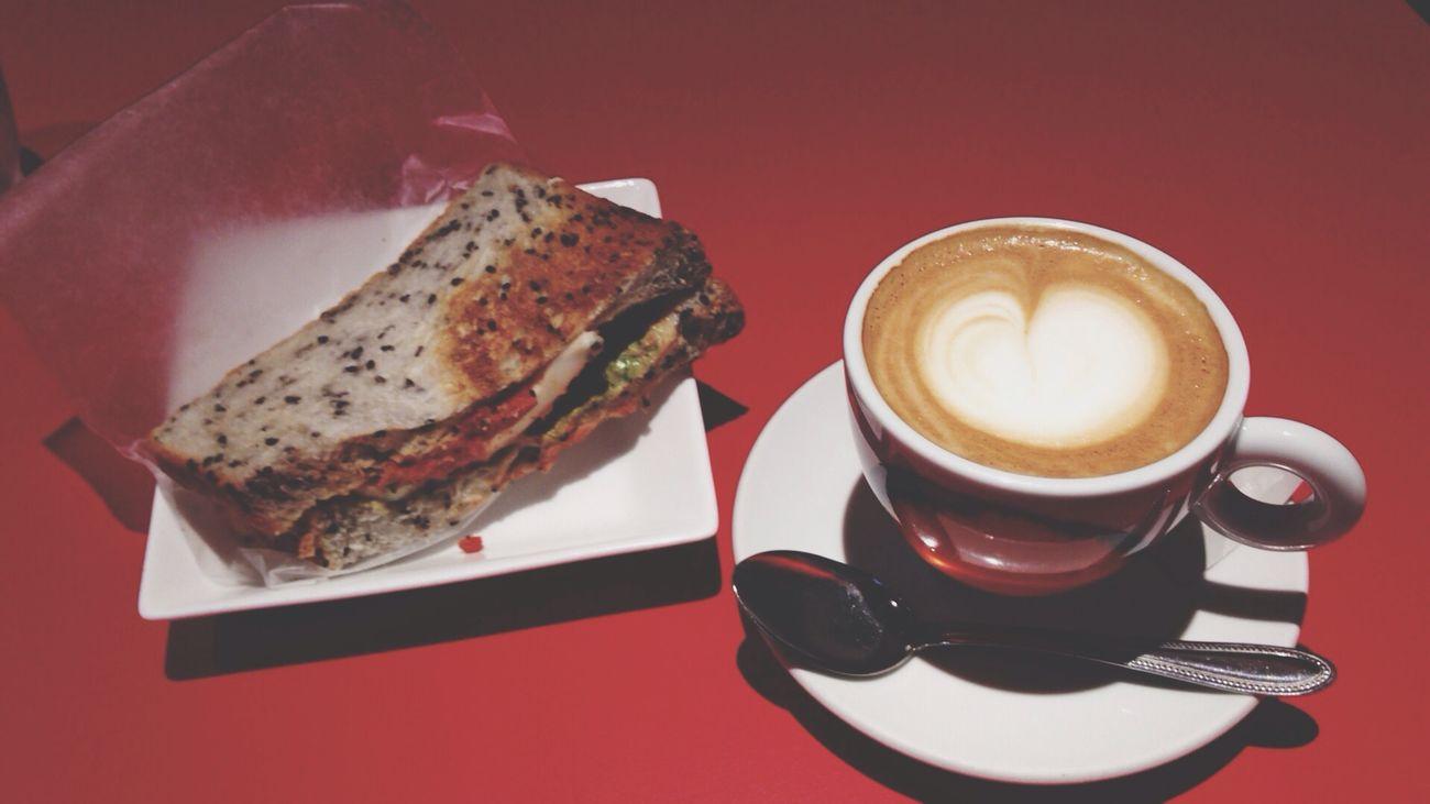 Breakfast Coffee Morning Cappucino