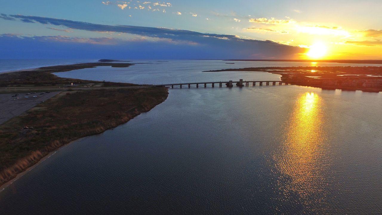 Sunset Dronephotography Landscape_photography