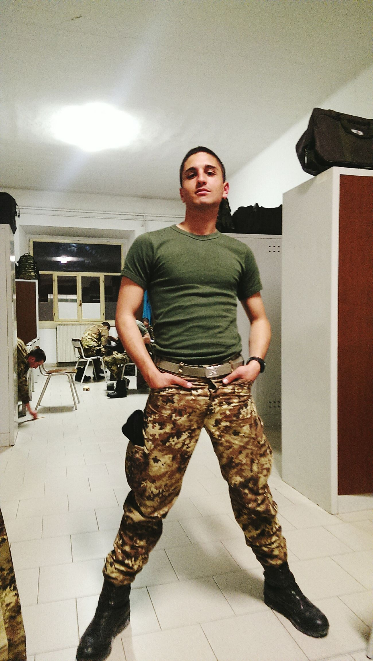 Esercitoitaliano Myself I'm Army Army Life