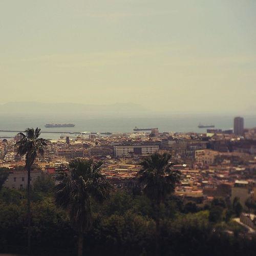 Napoli Vscocam Italy Sun