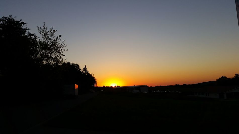 Sunrise This Is Germany Light And Shadow Tranquil Scene No People Nature_collection Eyem Nature Lovers  Streamzoofamily Sky_collection