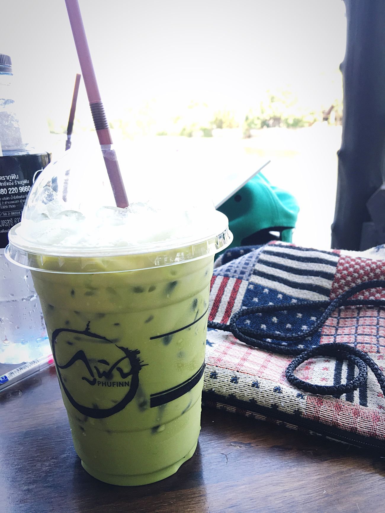 Relax Time  Greentea Chaingmai