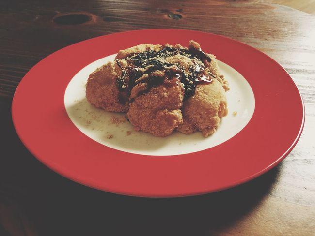 Homemade わらび餅