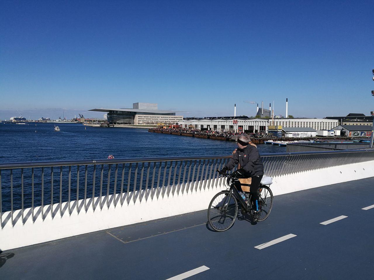 Outdoors Sea Water Opera House Copenhagen Denmark