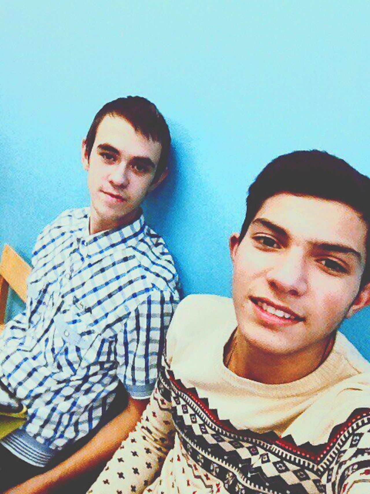 Pskov 🏡 Friends ❤ Medical Clinic Hospital Pskov Two People