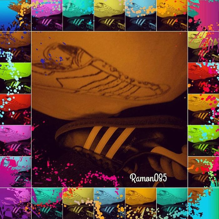 Adiart Adidasart Adidashamburgmadeingermany Mig Thebrandwiththethreestripes Ramon085 Adidas_gallery Adidasonly_ Adiporn Trefoilonmyfeet
